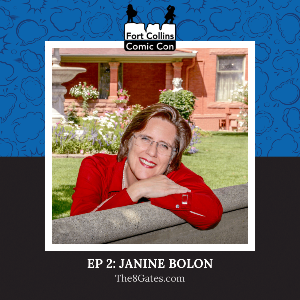 FC3 Podcast: Episode 2 - Janine Bolon